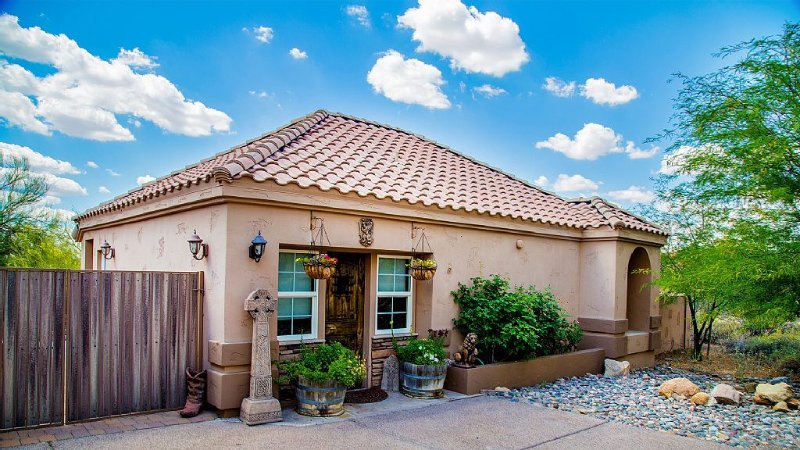 Beautiful Private Casita In The Heart Of North Scottsdale, Ferienwohnung in Carefree