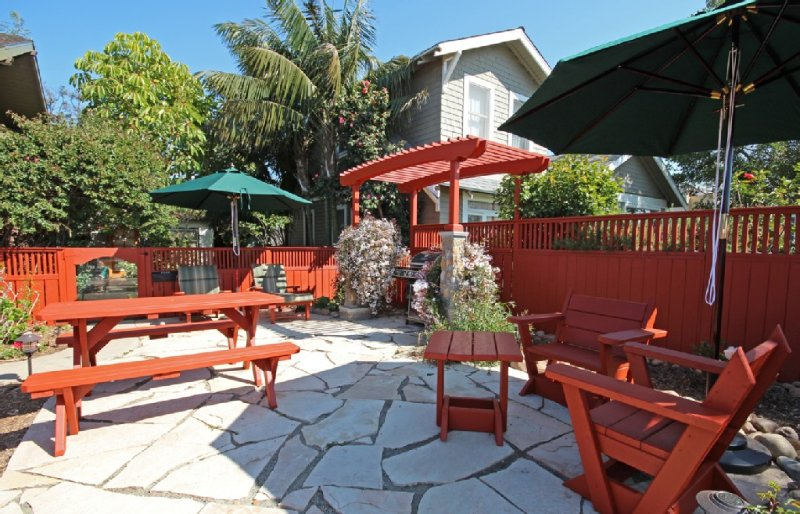 1928 Craftsman Cottage in North Park w relaxing outdoor living space, holiday rental in San Diego