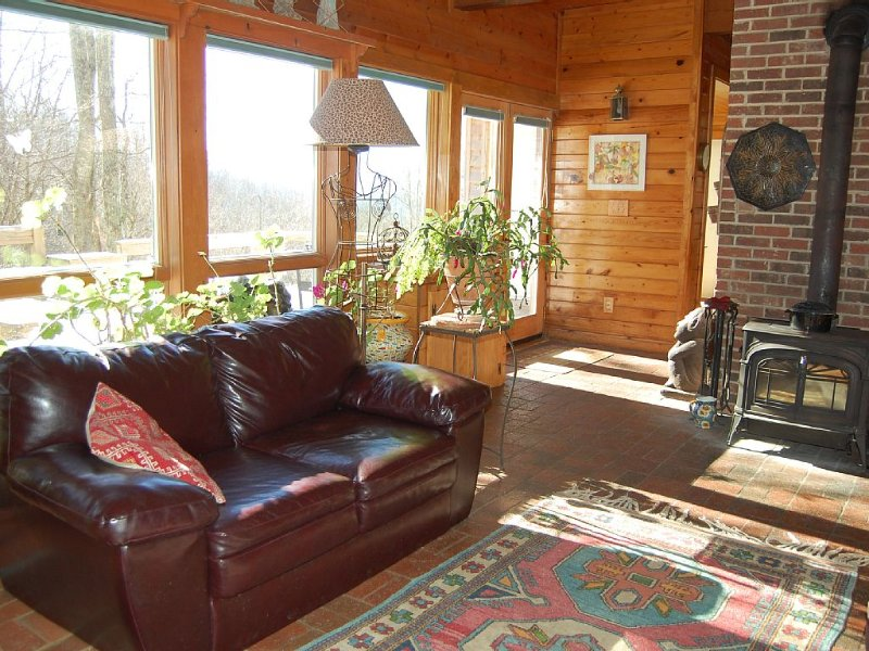 Private Mountain Hideaway, holiday rental in Boone