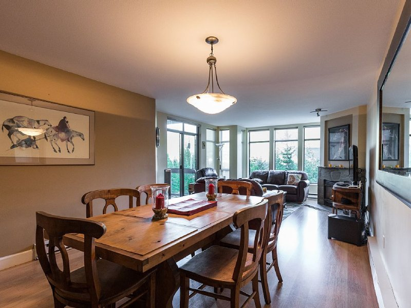 Fabulous Mountain Views from Every Room! Clean,  Renovated.  See rave Reviews!, holiday rental in Whistler