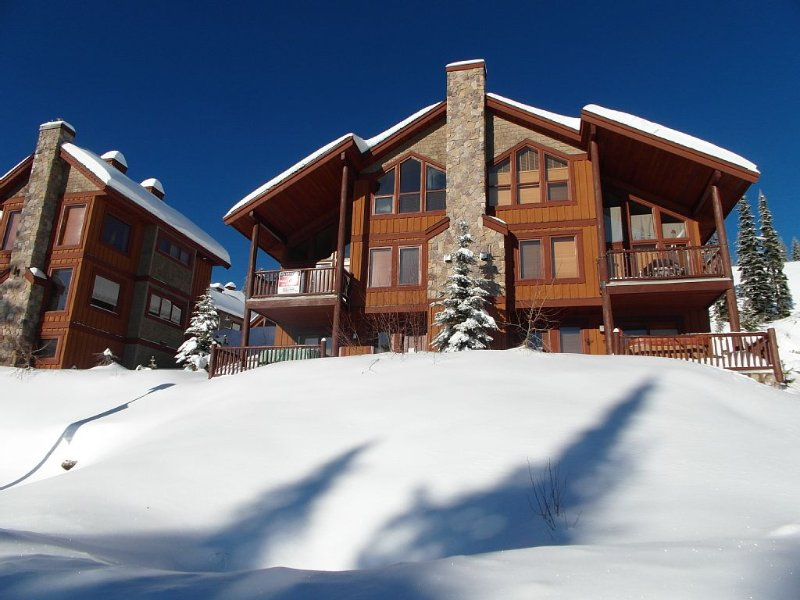 Amazing Views, Spacious Living with Hot Tub and Ski In/Out Access to Big White, vacation rental in Big White