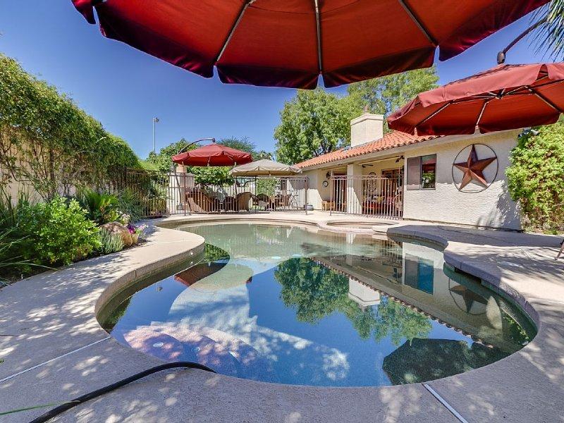 North Scottsdale/Kierland Location – Beautiful!, location de vacances à Scottsdale
