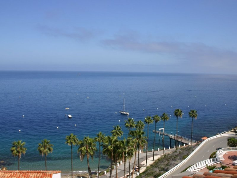 HamCove (GolfCart,WIFI,BBQ)!!!!  Pool,Jacuzzi,Gym,OceanVeryClose!, vacation rental in Catalina Island