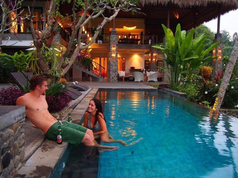Stylish New Villa in Best Ubud Area Location!, holiday rental in Bedulu