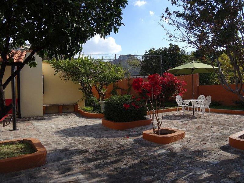 Casa San Sebastian At Embajadoras Park, location de vacances à Guanajuato