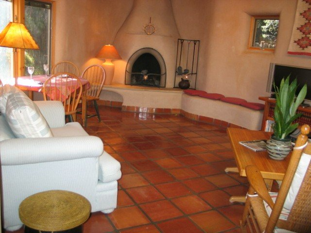 Five Star Adobe Casita, holiday rental in Taos