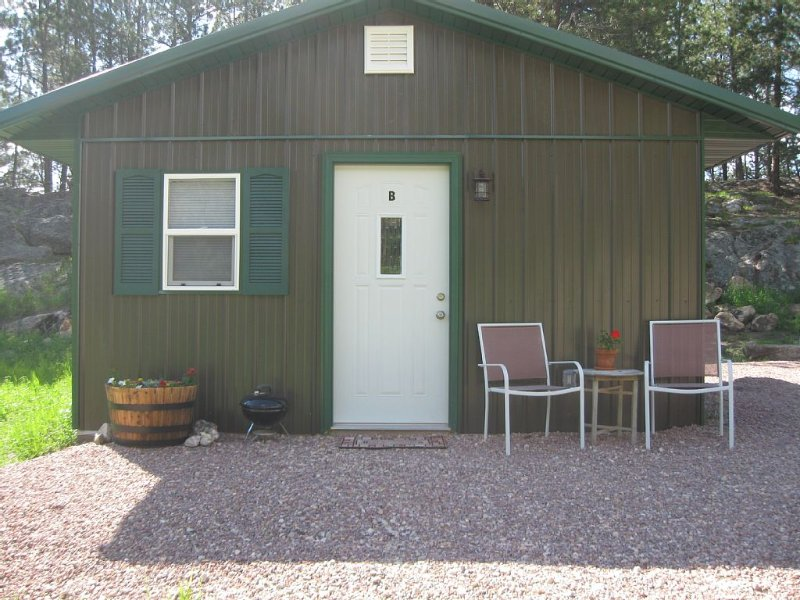 Great Quiet Location!  Close to all the Attractions., holiday rental in Custer