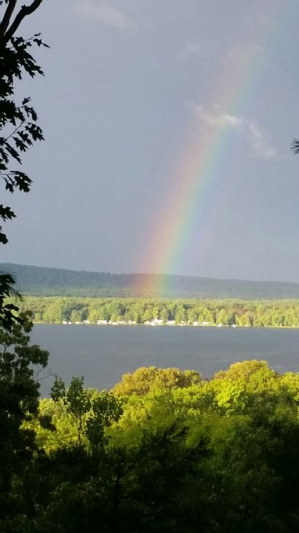 Photo compliments of a Summer Guest!