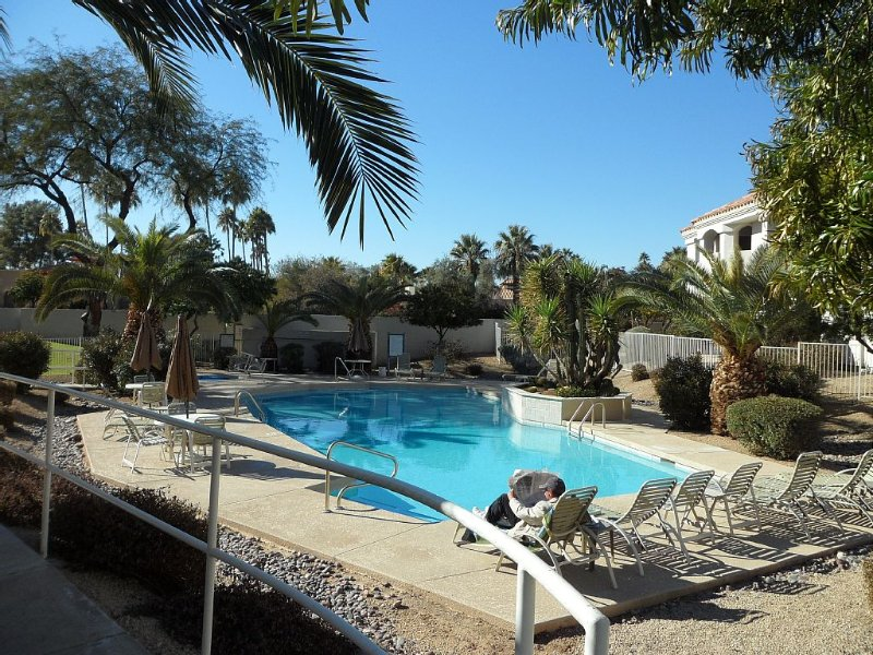 Luxury gated Condo Paradise Valley, AZ, vacation rental in Paradise Valley