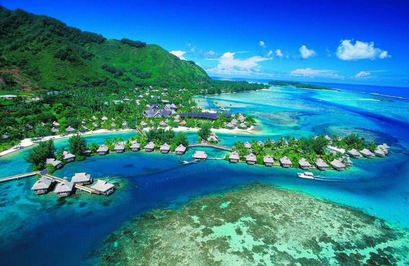 Moorea's House of Peace, vacation rental in Society Islands