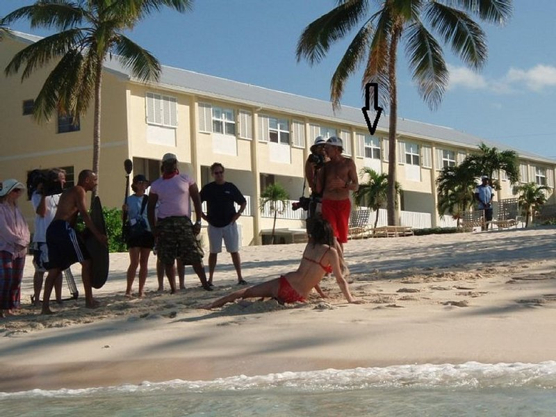 When Sports Illustrated came to Cayman, they chose OUR beach