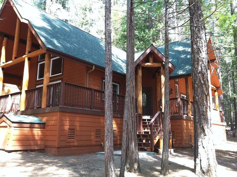 Castagna's Chestnut Lodge, alquiler de vacaciones en Parque Nacional de Yosemite