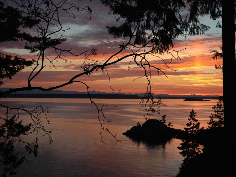 Sunshine Coast Gem : Close to Savary Island with conveniences of the Mainland, vacation rental in Vananda