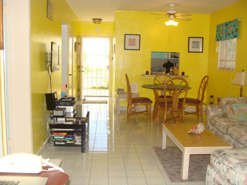 Comfortable and Spacious Living & Dining - A Great Place to Unwind