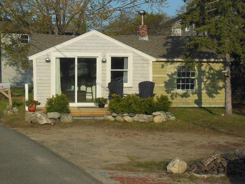 Plum Island Guest Cottage With Water View, vacation rental in Newburyport