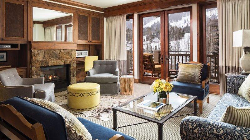 Five Star Four Seasons Resort Ski-in Ski-out Jackson Hole At Teton Village, location de vacances à Moose