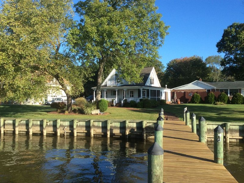 Piece of Heaven on the Chesapeake, holiday rental in Earleville
