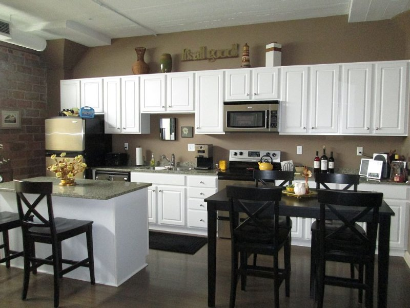 Impeccable Waterfront Condo - Cedar Point, 2bed, 2bath Chesapeake Lofts, holiday rental in Sandusky