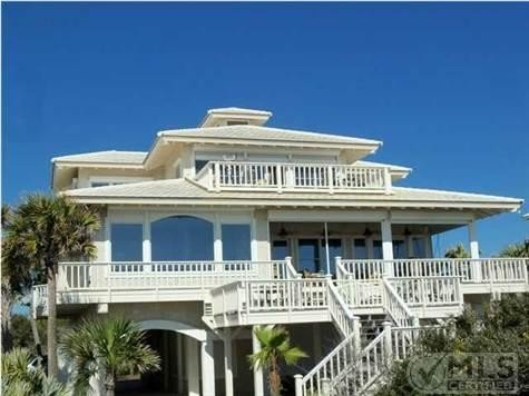 Family, Memories and BEACHFRONT! WIFI, Dog friendly, No contact check in/out, location de vacances à St. George Island