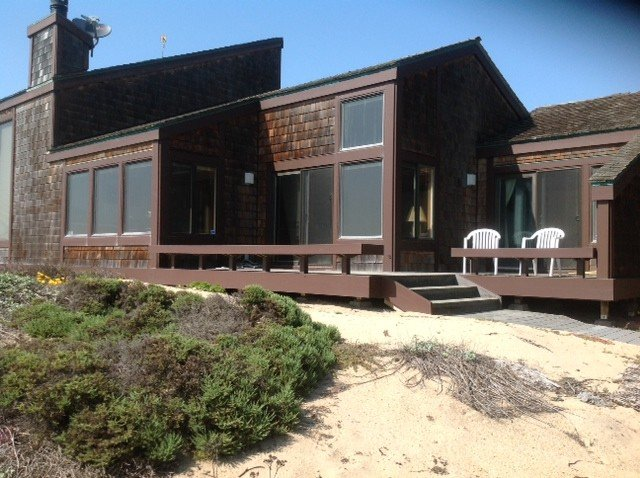 Secluded Oceanfront Home, vacation rental in Marina