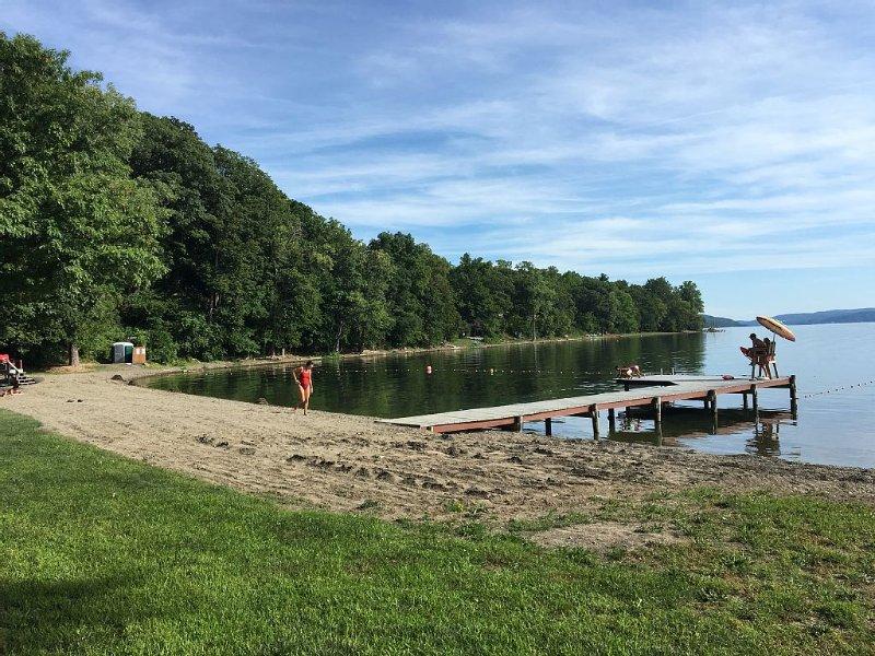 Beach / Lake Access