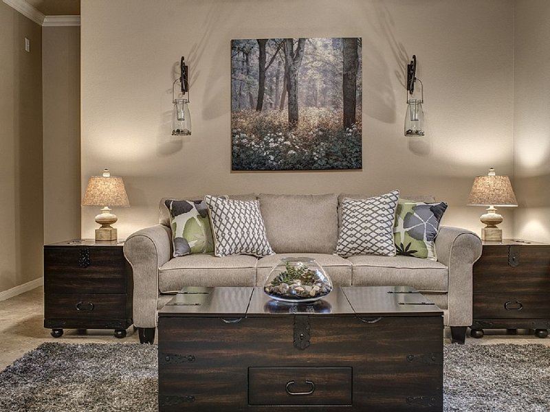 Private Woodlands Area Luxury Guest Apartment, vacation rental in Oak Ridge North