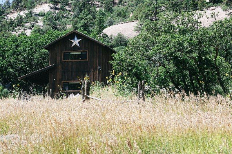 Barn Star Guest Cabin