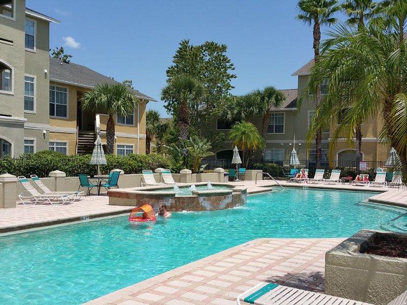 2 Bed 2 Bath, Clearwater Vacation Condo., alquiler de vacaciones en Belleair