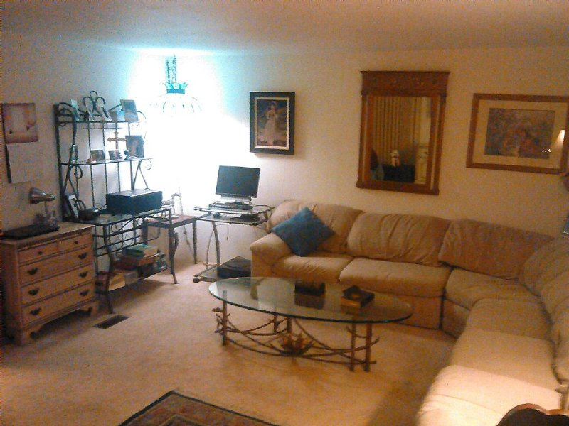 Free golfing, Mineral Spas, Sauna, Hiking, a Gym and Pets WELCOME!, vacation rental in Desert Hot Springs