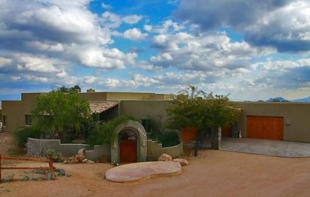 SW 4 BR ,  Pool&Spa on 1.7 AC in Tonto Hills * 3600' Elev Views for Mi, Ferienwohnung in Carefree