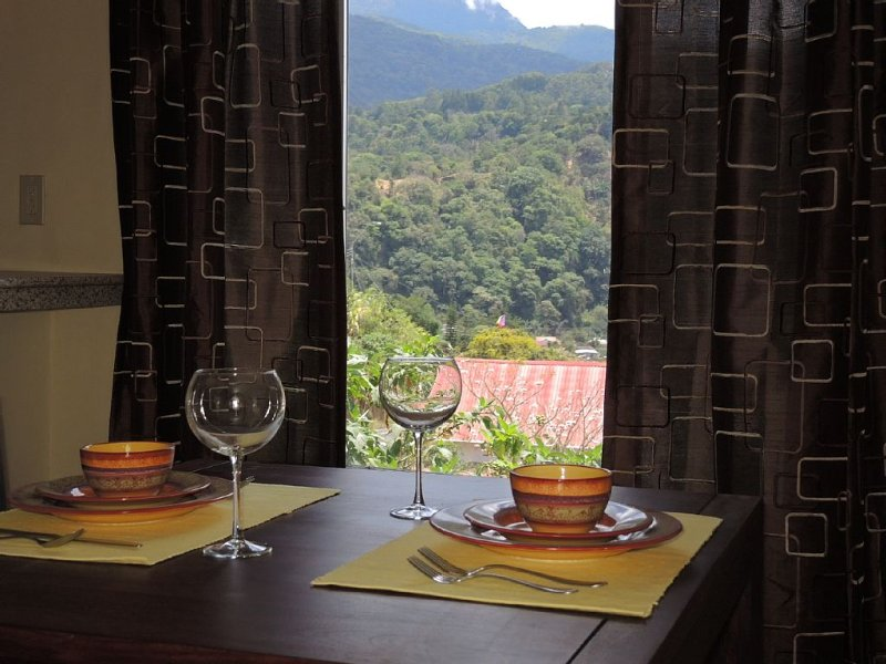 Boquete View House! Walk to Downtown!, holiday rental in Volcan