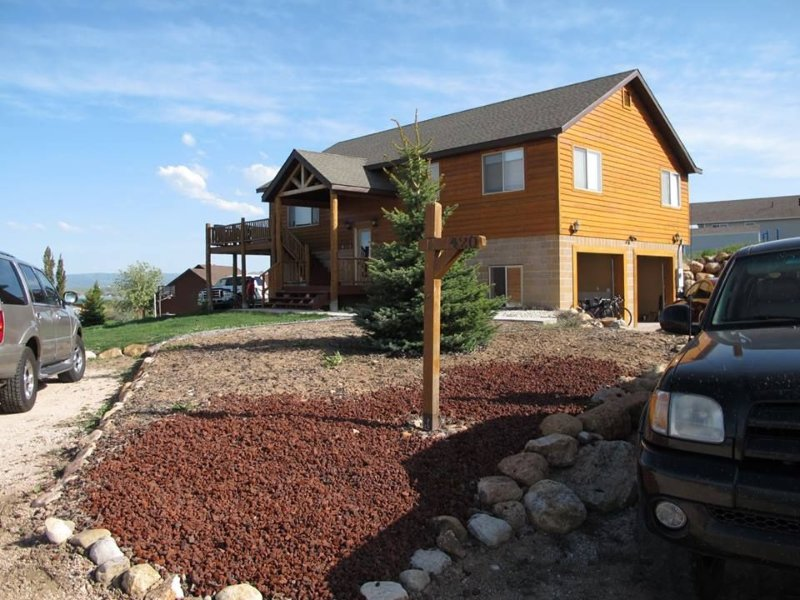 Bear Lake Ac And A View, vacation rental in Garden City
