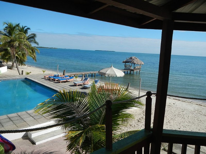 Executive's House on the Exotic Caribbean Sea, Tons of Extras, vacation rental in Seine Bight Village