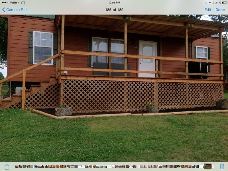Overlooking a Slice of Heaven Near Dale Hollow Lake - Unit B - Pet Friendly, vacation rental in Albany