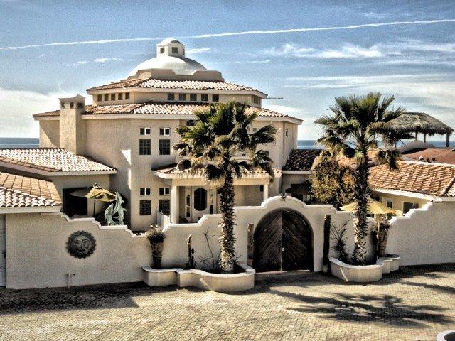 AUGUST $250/NIGHT SUPER DISCOUNT- CALL *******-6768 NEW 8 MAN JACUZZI & POOL, location de vacances à Puerto Penasco