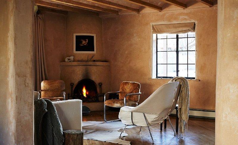 Romantic Pied-à-Terre, holiday rental in Santa Fe