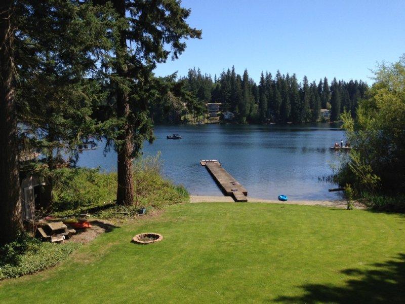Beautiful Lake Ki Waterfront, location de vacances à Lakewood  Snohomish County