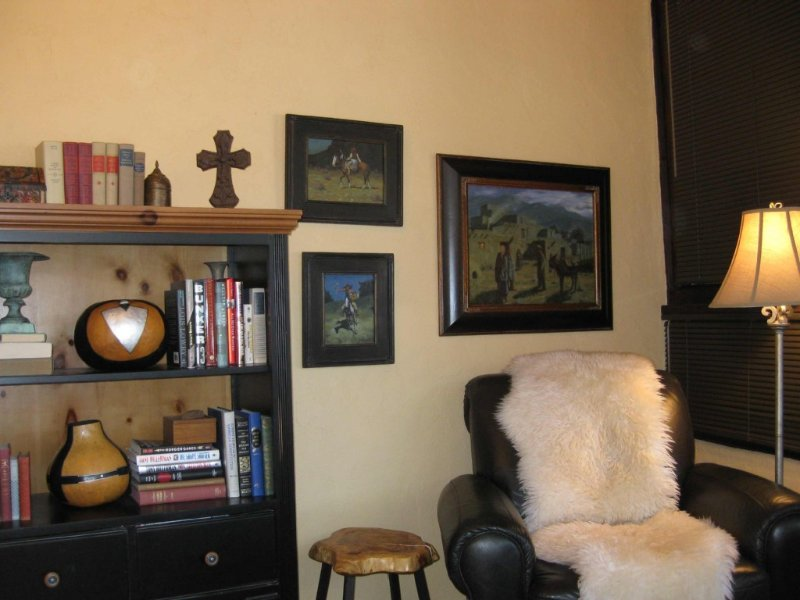 Scenic High Road Adobe Surrounded by Carson Forest Sleeps 9, 13 with #508477, holiday rental in Taos