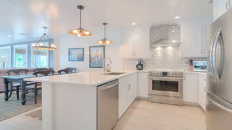 Spectacular 1 Bedroom, Oceanfront Villa! BRAND NEW RENOVATION!!, holiday rental in Kiawah Island