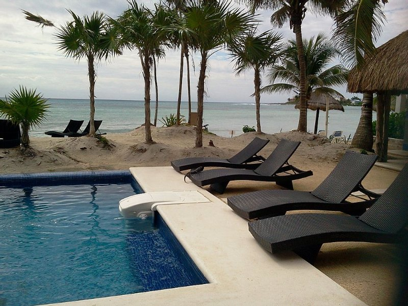 Off Season Rates $125.00 night. Seaweed Free! Book Now!, aluguéis de temporada em Akumal