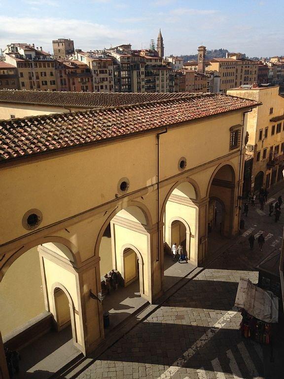 Vasarian Corridor view from the window