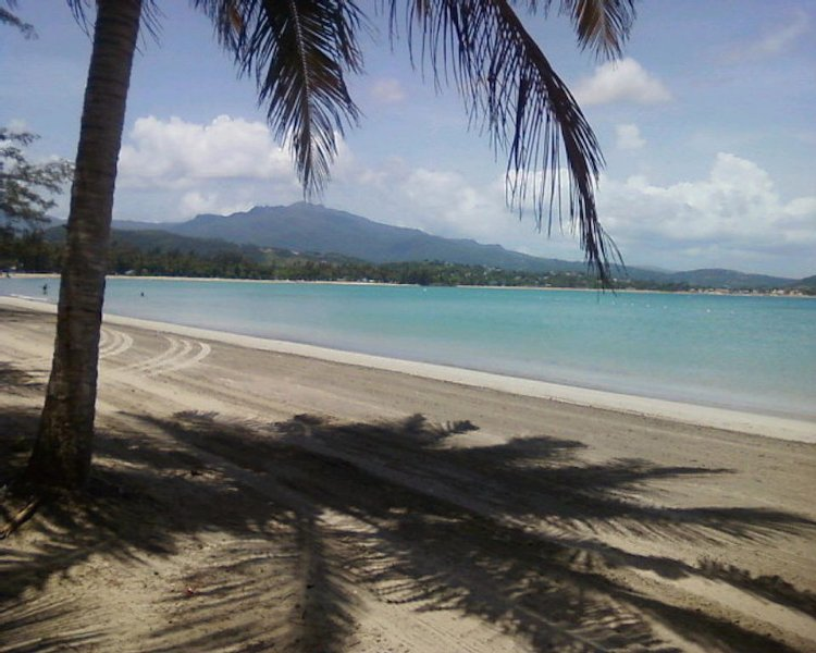 Oceanfront Garden Villa **Affordable**, holiday rental in Luquillo