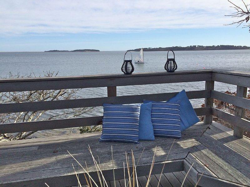 Nautical Cottage on Pleasant Bay: Go sailing, live simply, dream extravagantly, location de vacances à Orleans