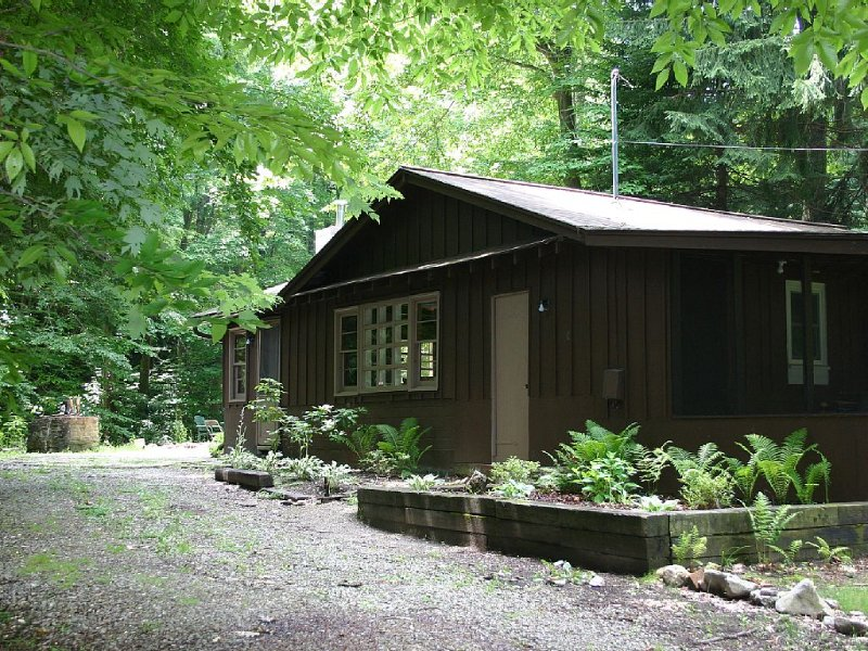 Quiet Getaway Cabin Near Ohiopyle and Seven Springs, vacation rental in Confluence
