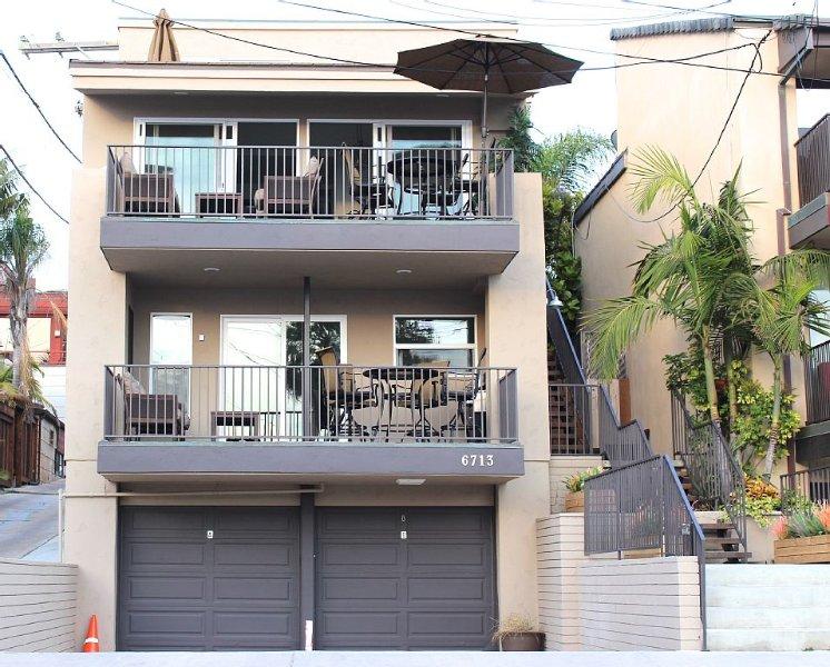 SURFRIDER 1 - 2 Bdrm/2 Bath - Steps to WindanSea Beach, La Jolla, vacation rental in La Jolla