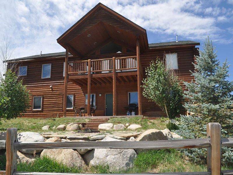 Beautiful Mountain Home With Amazing Views, location de vacances à Tabernash