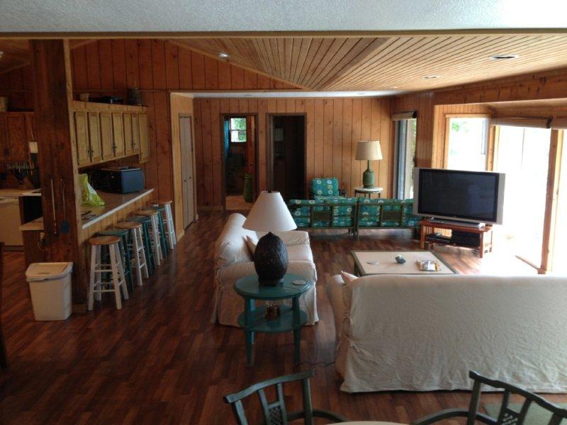 Waterfront Lake Michigan Cottage, aluguéis de temporada em Rothbury