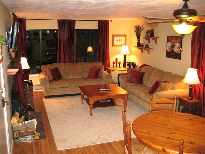 Slopeside at Tahoe Donner, vacation rental in Truckee