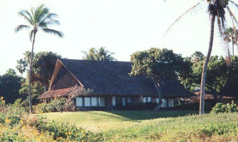 Kaluako'i Resort Cottage 1A Beachfront Rental - Molokai, Hawaii, Ferienwohnung in Molokai