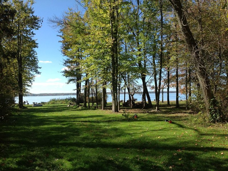 Pymatuning Lake is great for fishing , boating, and swimming., location de vacances à Jamestown